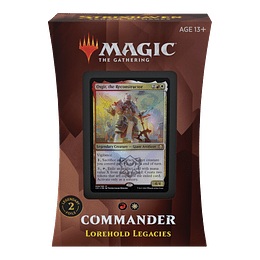 Commander 2021 - Legados de Sapiéntium