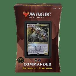 Commander 2021 - Proclama de Plumargentúm (Inglés)