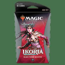 Ikoria: Lair of Behemoths Theme Booster Pack - Black