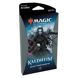 Kaldheim Theme Booster Pack - Black