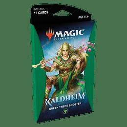Kaldheim Theme Booster Pack - Green
