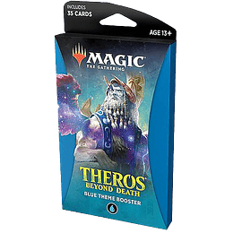 Theros: Beyond Death Theme Booster Pack - Blue
