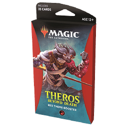 Theros: Beyond Death Theme Booster Pack - Red