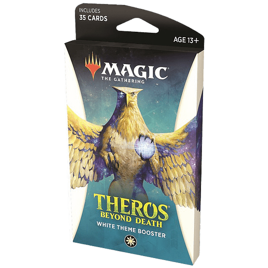 Theros: Beyond Death Theme Booster Pack - White