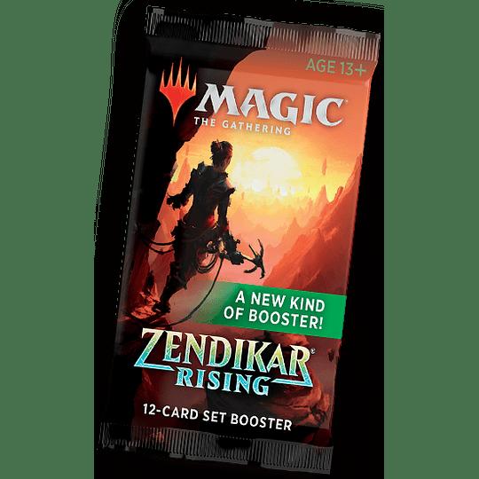 Sobre Set Booster Zendikar Rising