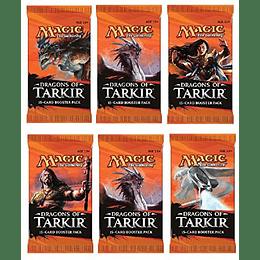 Sobre Dragones de Tarkir (Español)