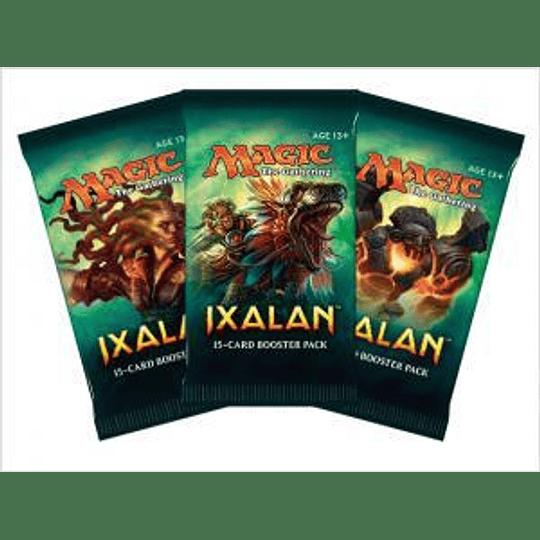 Sobre Ixalan (Español)