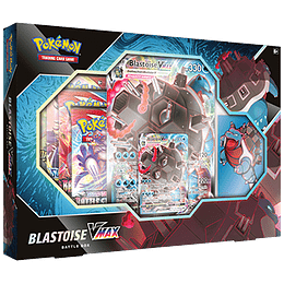 Blastoise Vmax - Premium Collection (Inglés)