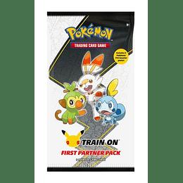 Pokemon TCG: First Partner Pack (Galar) Unit