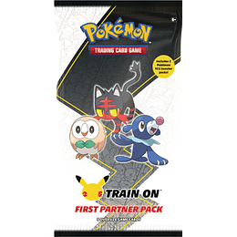 Pokemon TCG: First Partner Pack (Alola) Unit