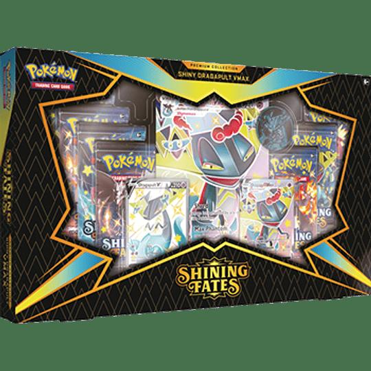 Shining Fates Premium Collection - Dragapult Vmax (Español)