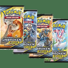 Sobre Pokémon - Sun & Moon Unboken Bonds