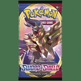 Sobre Pokémon - Sword & Shield (Inglés)