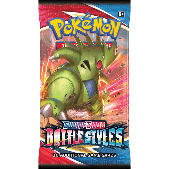 Sobre Pokémon - Sword & Shield Battle Styles (Español)
