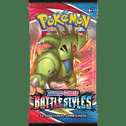 Sobre Pokémon - Sword & Shield Battle Styles (Inglés)