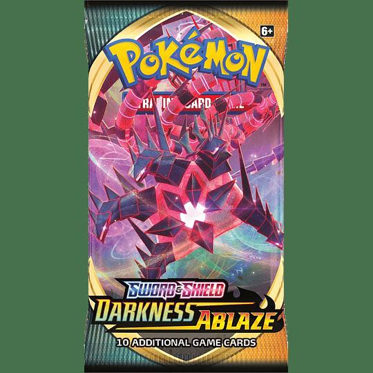 Sobre Pokémon - Sword & Shield Darkness Ablaze (Español)