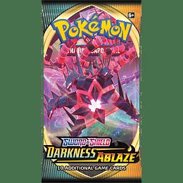 Sobre Pokémon - Sword & Shield Darkness Ablaze (Inglés)