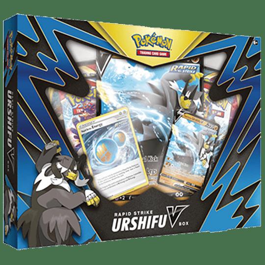 Urshifu V Box - Rapid Strike (Español)