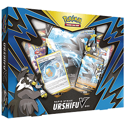Urshifu V Box - Rapid Strike (Ingles)