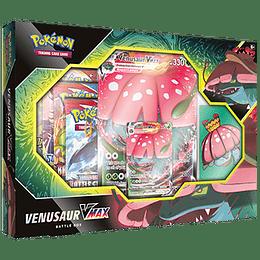 Venusaur VMax - Premium Collection (Inglés)
