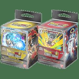 Pack Expansion Set - Universe 7 & Universo 11 Unison
