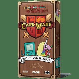 Card Wars: BMO contra Lady Arcoíris (Español)