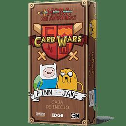 Card Wars: Finn contra Jake (Español)