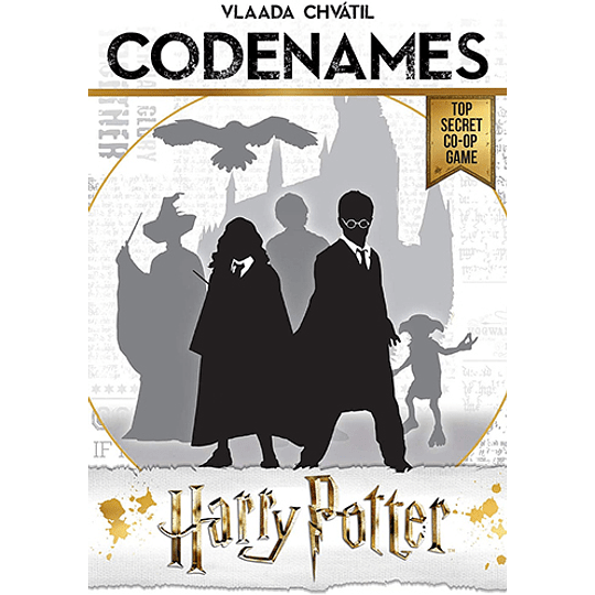 Código Secreto: Harry Potter Edition (Inglés)