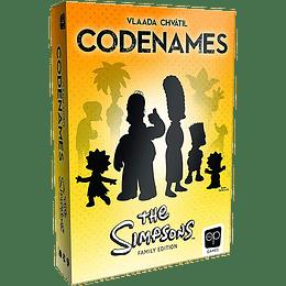 Código Secreto: The Simpsons Family Edition (Inglés)