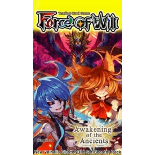 Force of Will - Sobres Awakenig of the Ancients