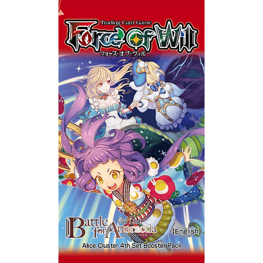 Force of Will - Sobres Battle for Attoractia