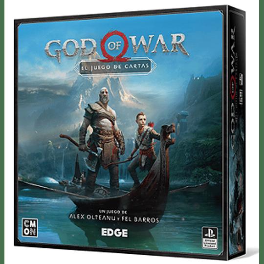 God of War - El juego de cartas (Español)