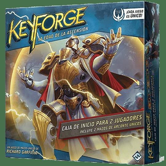 KeyForge: La edad de la Asensión - Caja de inicio