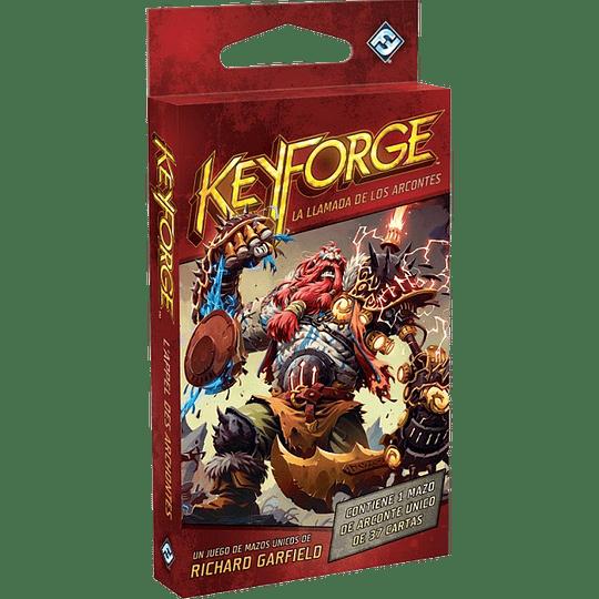 KeyForge: La Llamada de los Arcontes