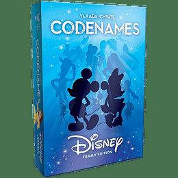 Código Secreto: Disney Family Edition (Inglés)
