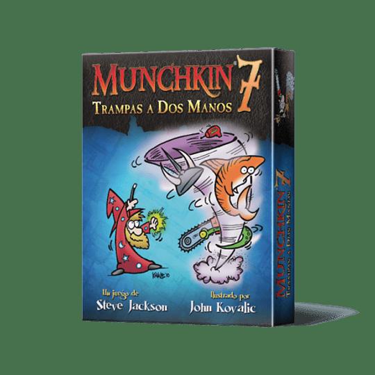 Munchkin 7: Trampas a Dos Manos (Español)