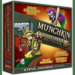 Munchkin Warhammer Age of Sigmar (Inglés)