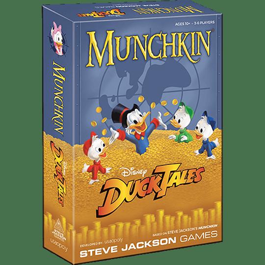 Munchkin: Disney Ducktales (Inglés)