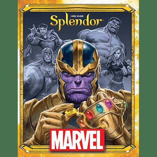 Splendor: Marvel (Español)