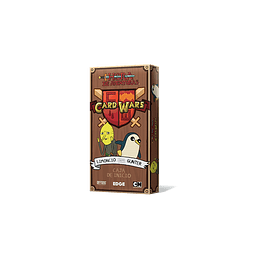 Card Wars: Limoncio vs Gunter (Español)