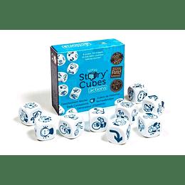 Story Cubes Acciones (Español)