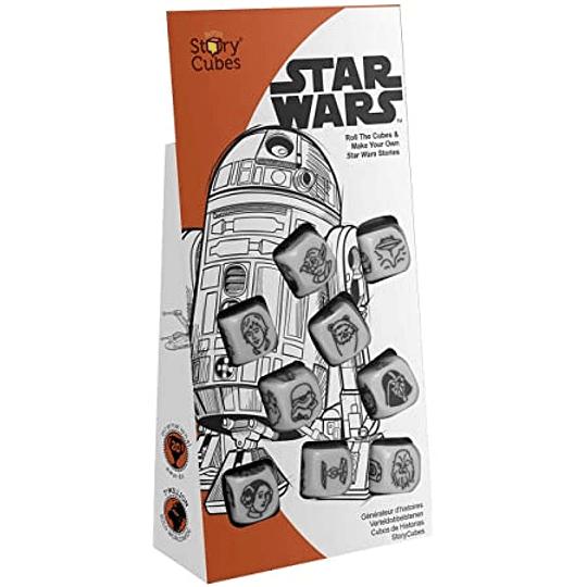 Story Cubes: Star Wars (Español)