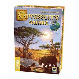 Carcassonne - Safari (Español)