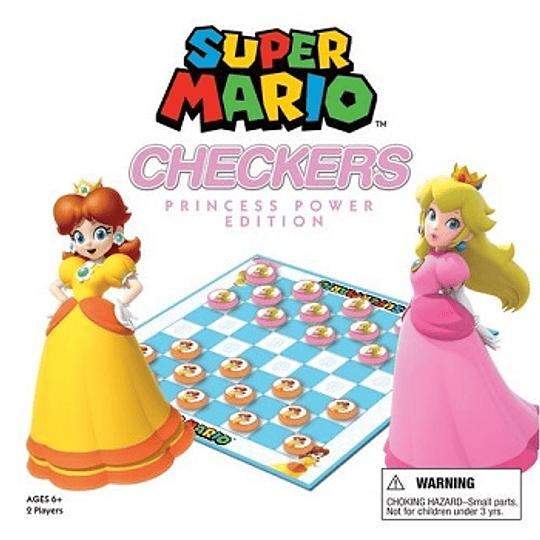 Checkers: Super Mario Princess Power