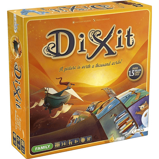 Dixit (Español)