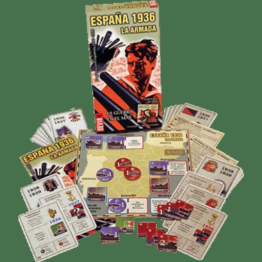 España 1936 - La Armada (Español)
