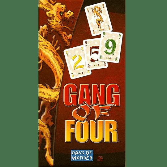 Gang of Four (Multilingual) (Inglés)