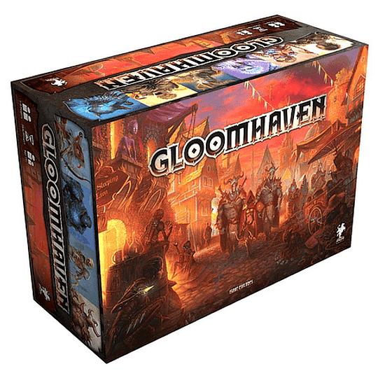 Gloomhaven (Español)