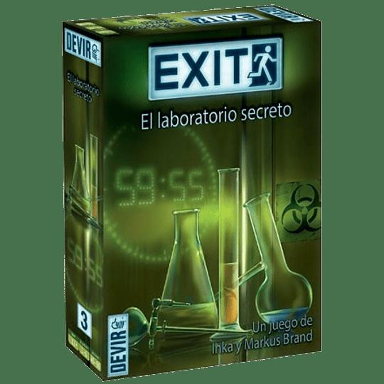 Exit: Laboratorio Secreto (Español)