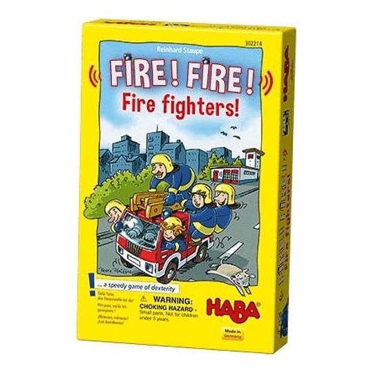 Fire! Fire! Fighters Base